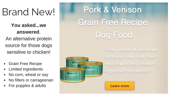 Every pet deserves high quality pet food, and that's why I recommend this high-quality, holistic pet food to all dog owners. #pets #petfood #dogfood