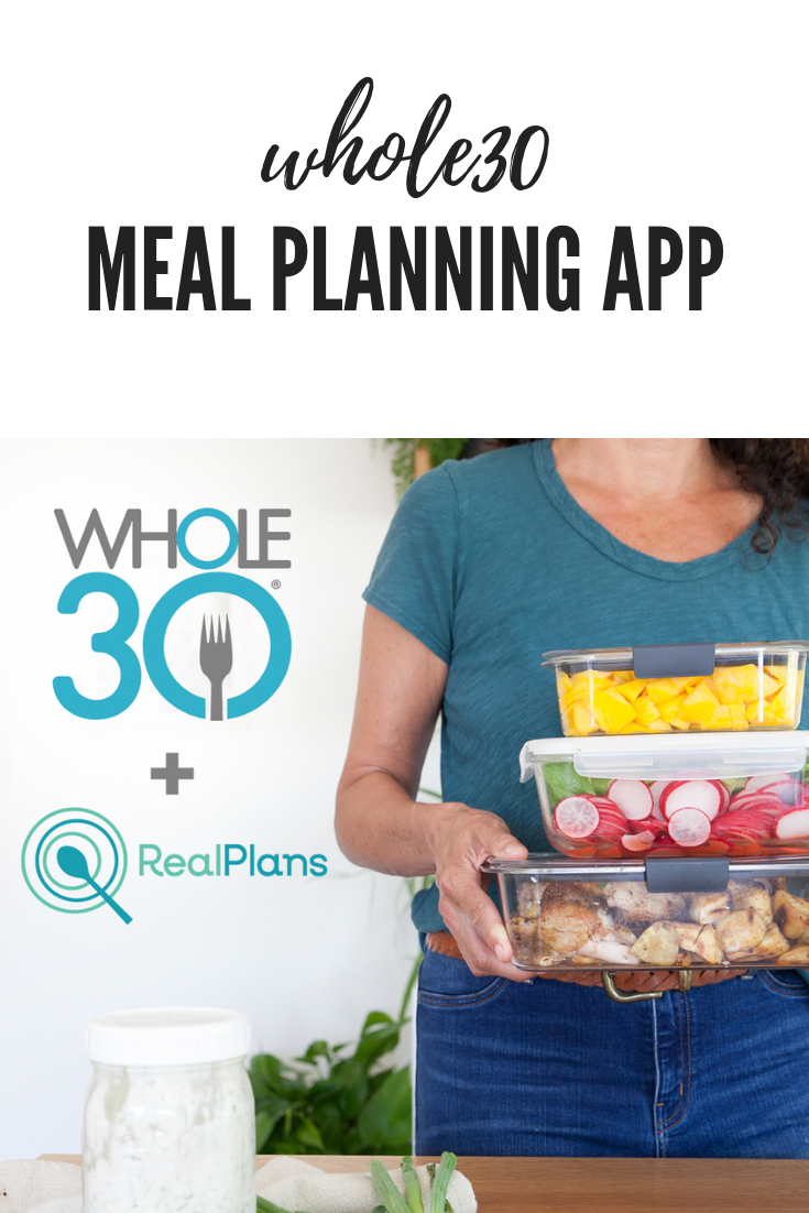 Need more help? - Need more help during your Whole30? You can now get easy Whole30 Meal Planning with app, shopping lists, integration with Instacart, and more!Find this helpful? Pin this pic!
