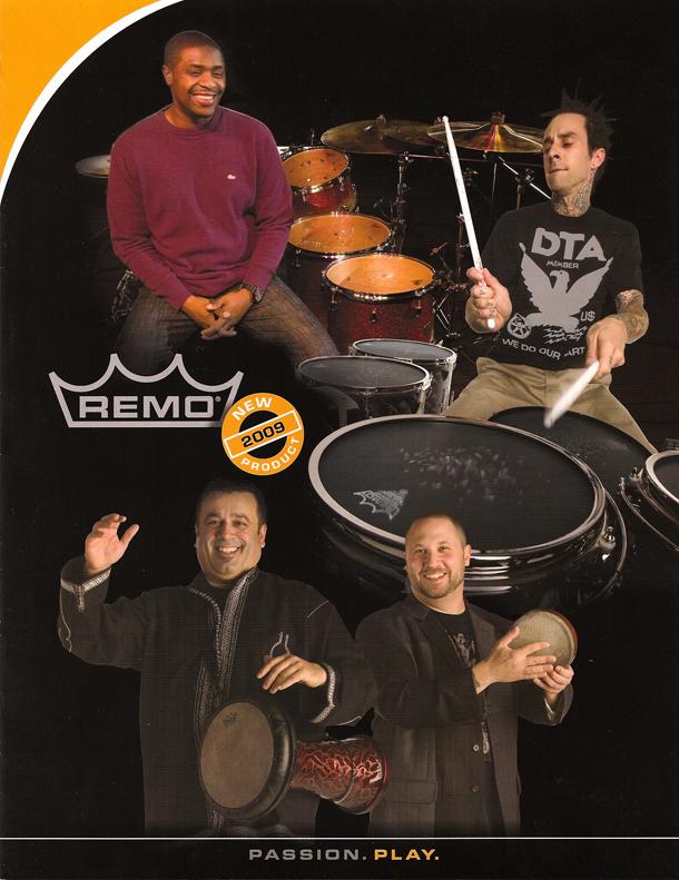 Remo Catalog 2009
