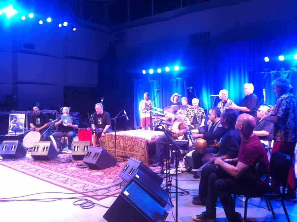 John Bergamo Memorial Concert @ CalArts, October 18th, 2014.