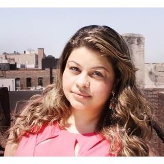 AccessLatina finalist Catherine Lajara.Catherine Lajara