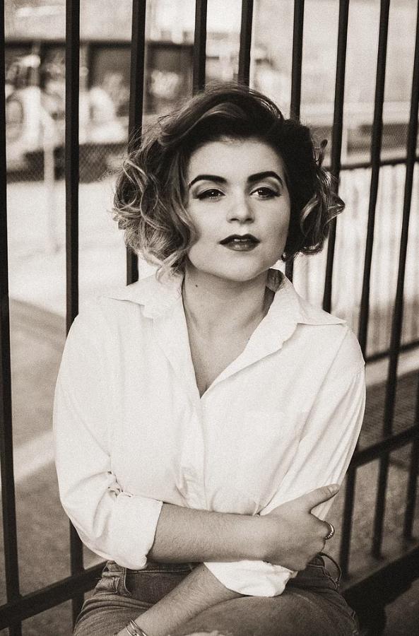 Vintage Marilyn Monroe Shoot | Carmen Brandy