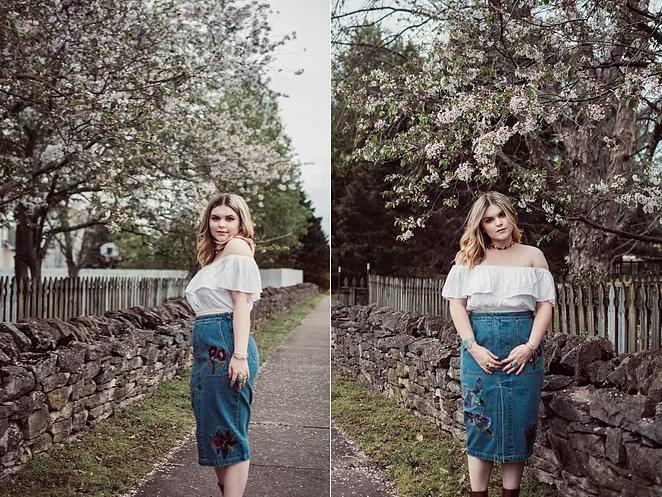 spring fashion look book   Carmen Brandy