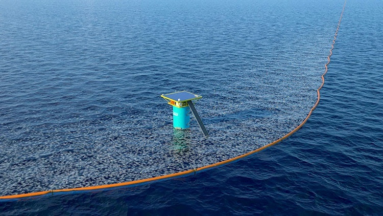 Source: Ocean Cleanup Project