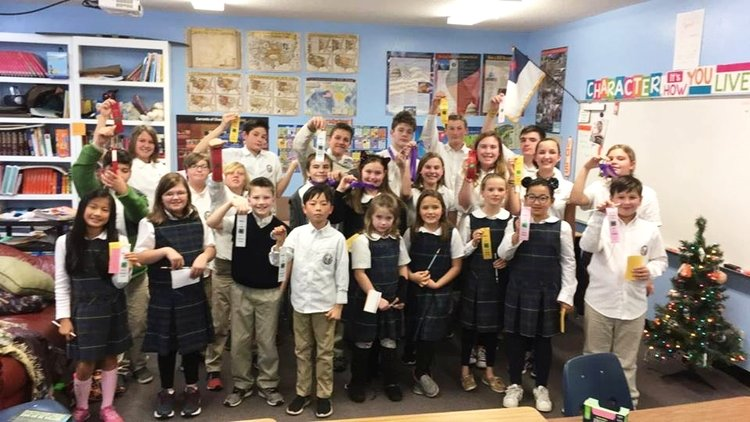 Heavenly Host Lutheran School