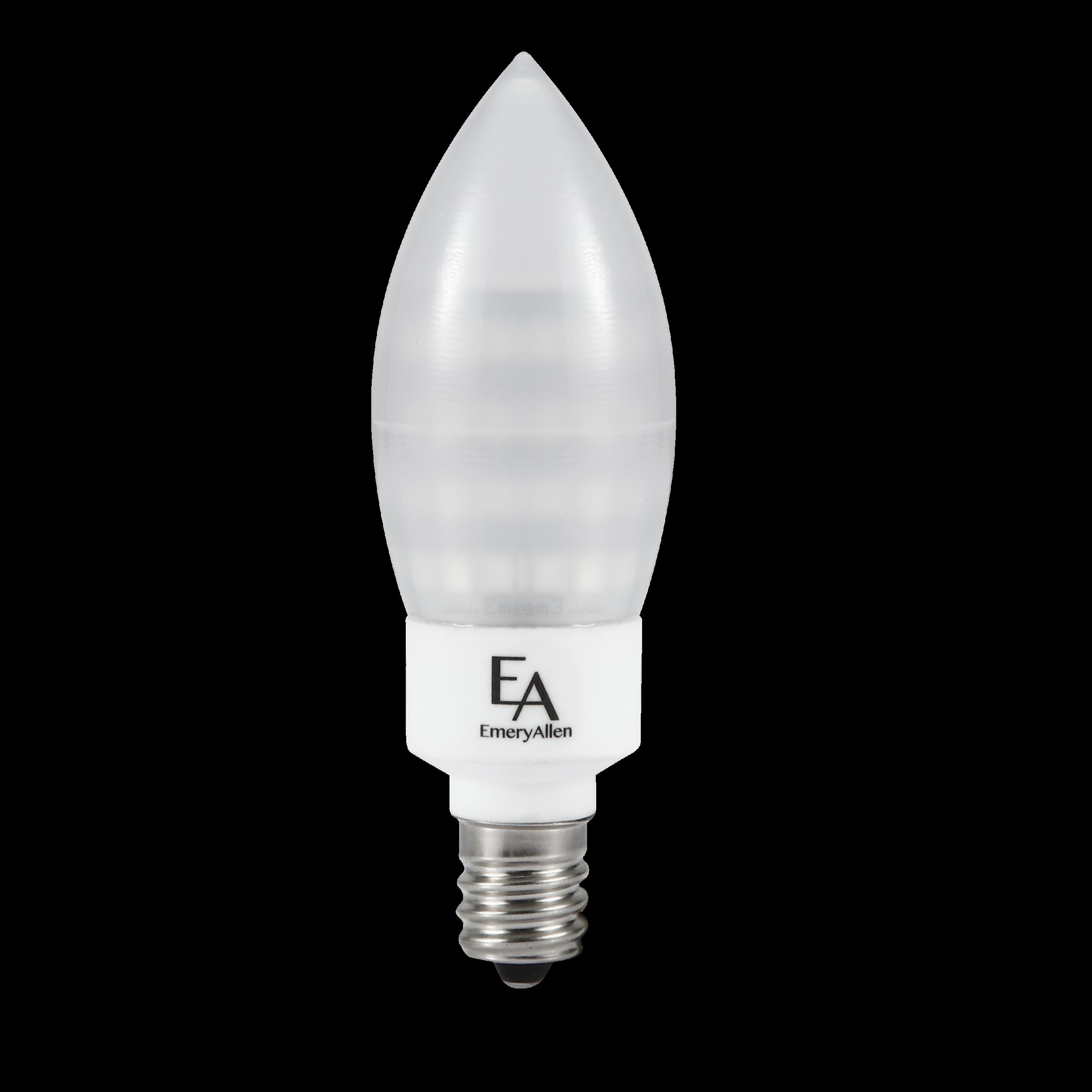 E12 3.0W Candle
