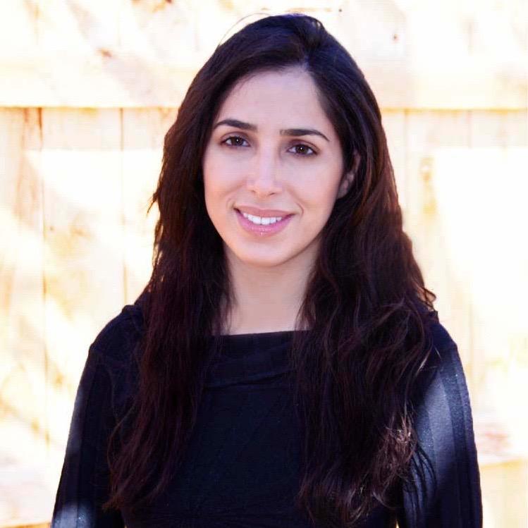 Haleh Yazdi (click for CV)