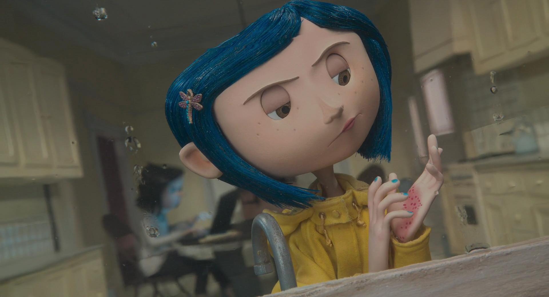 Cinema Studies Coraline Britny Arnett