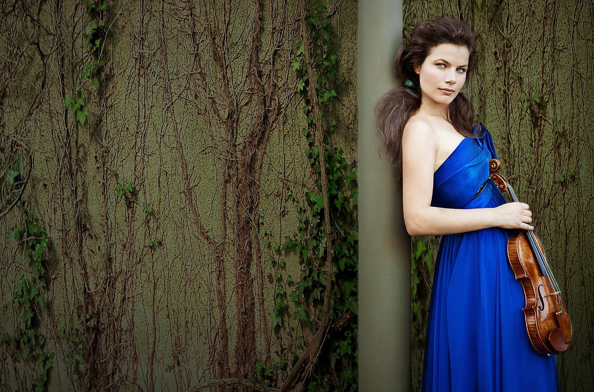 January 23rd violin soloist Bella Hristova