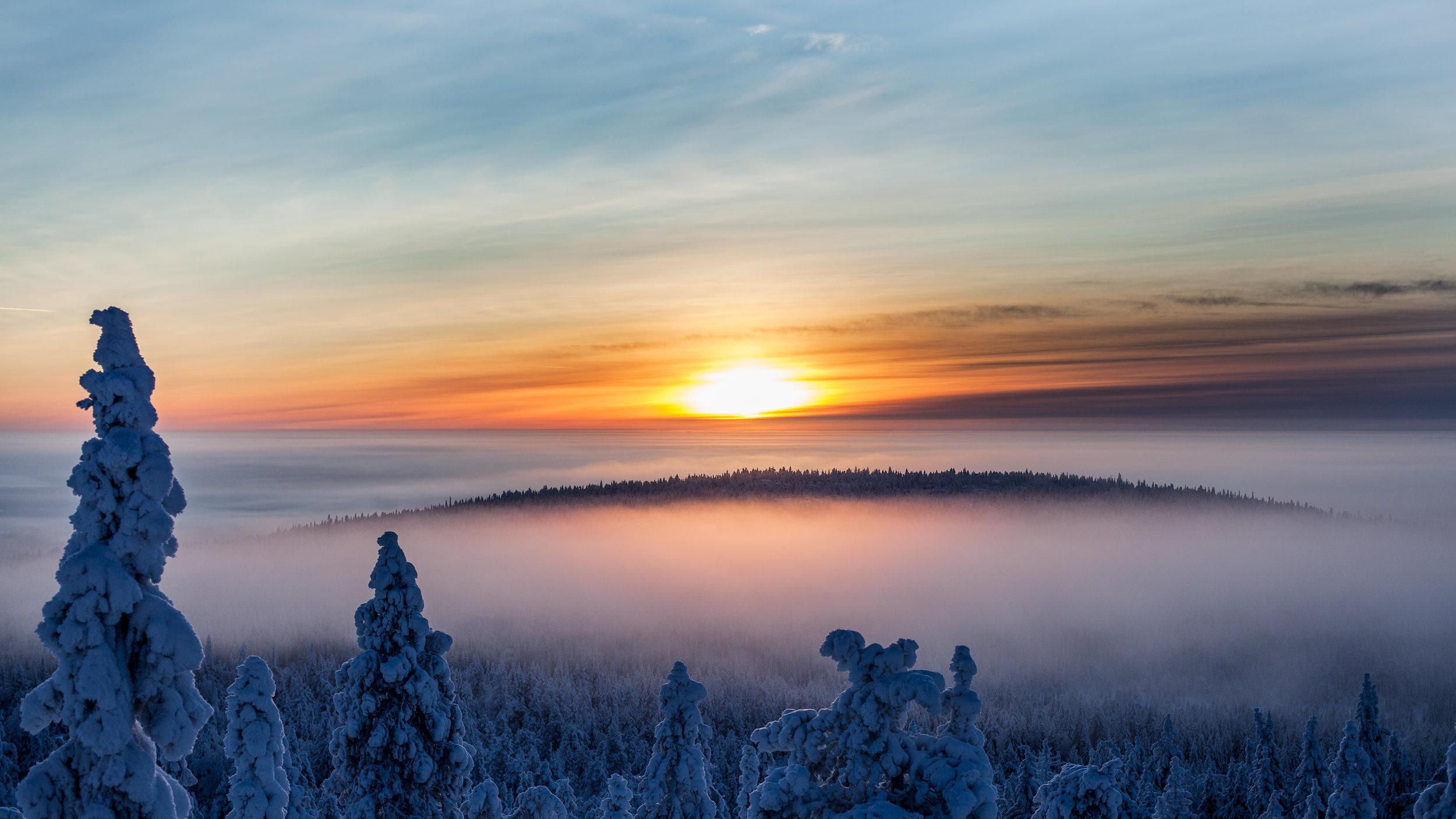 Iso-Syöte, Finland