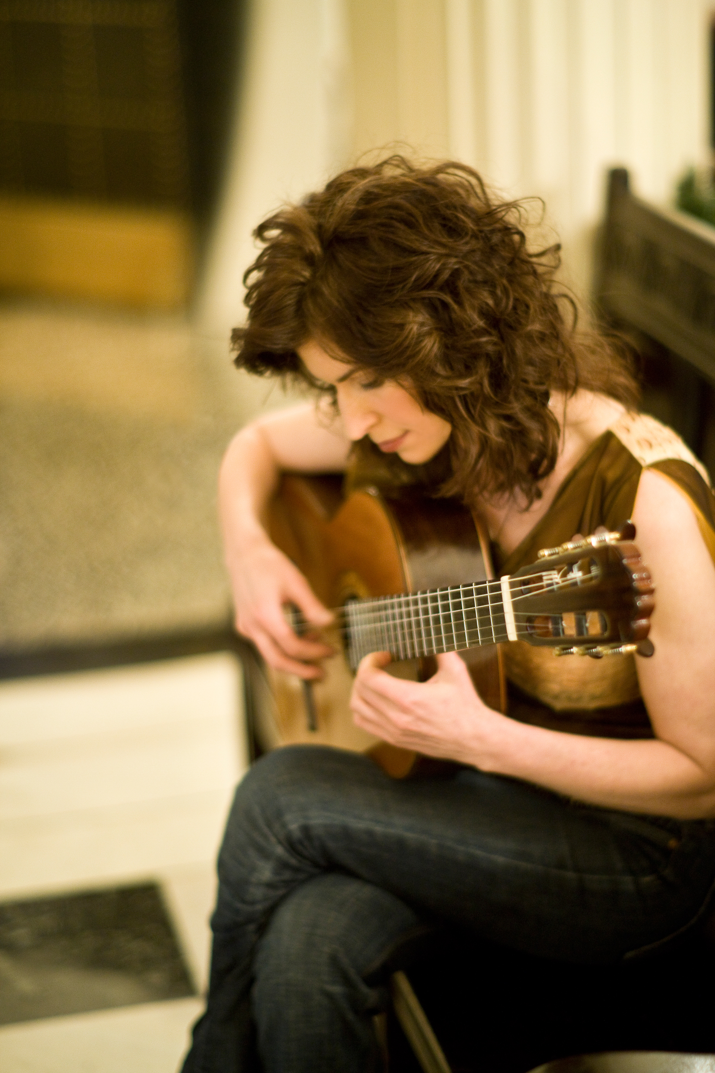 GRAMMY winning guitarist Sharon Isbin