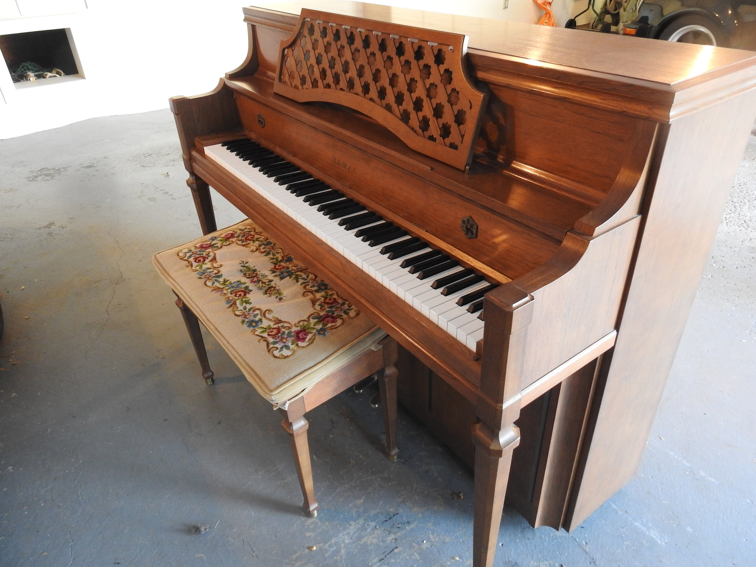 Do you have a piano that needs a home? - Moving? Downsizing? Fill out our donation form and we'll work on finding a new home for your instrument.