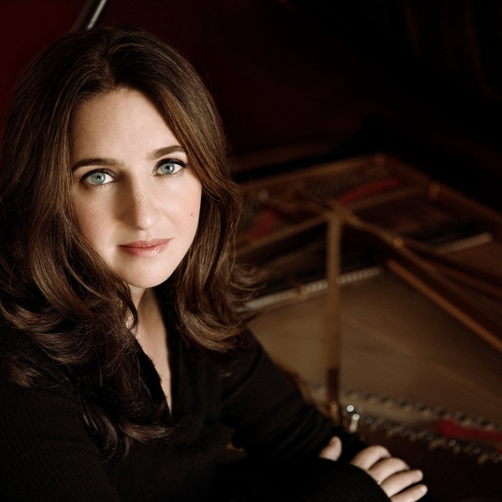 Piano Master Class - April 4 - 5:00pmWalker Recital Hall | Mercyhurst UniversityFree and open to the publicWatch as renowned pianist Simone Dinnerstein works one-on-one with local piano students in the perfect, intimate performance setting.