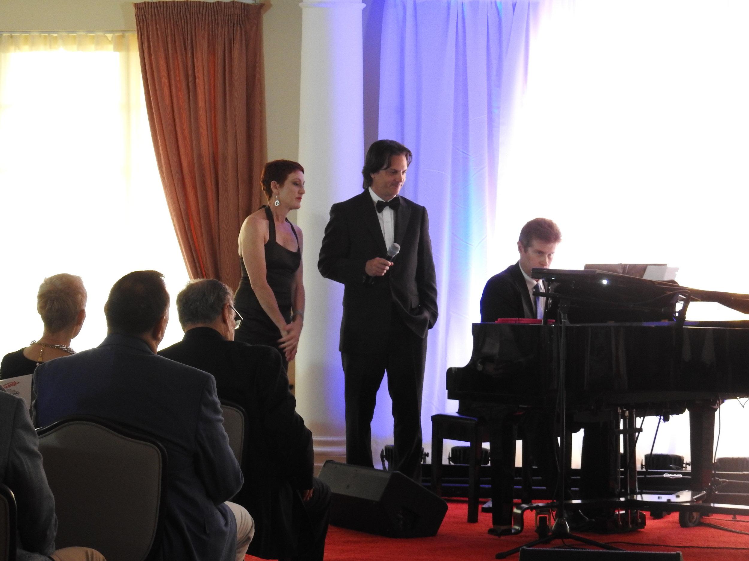 Special Cameo Soloist - Music Director Daniel Meyer and