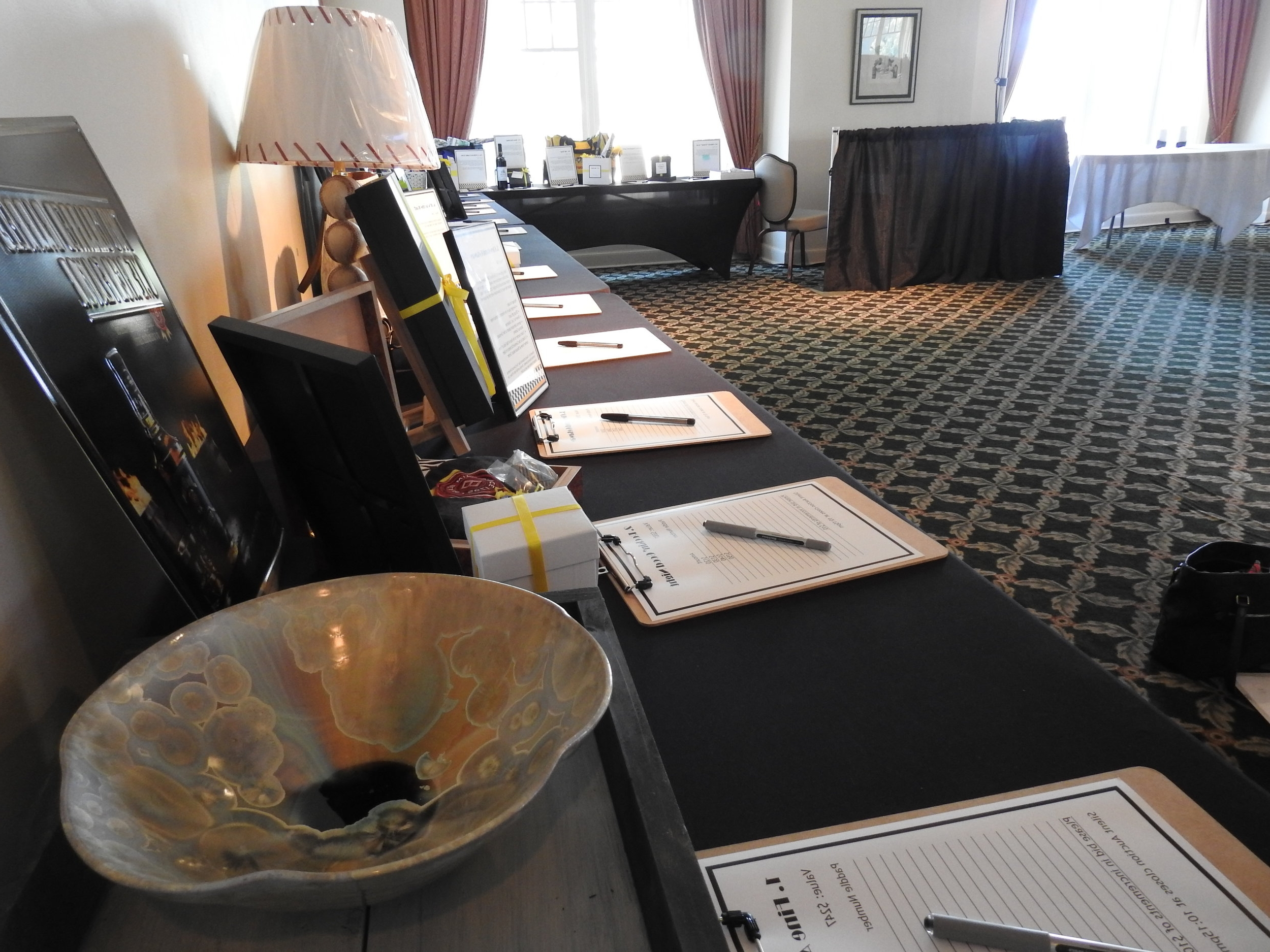 Silent Auction - Thank you to all of local businesses who participated in our Silent Auction!