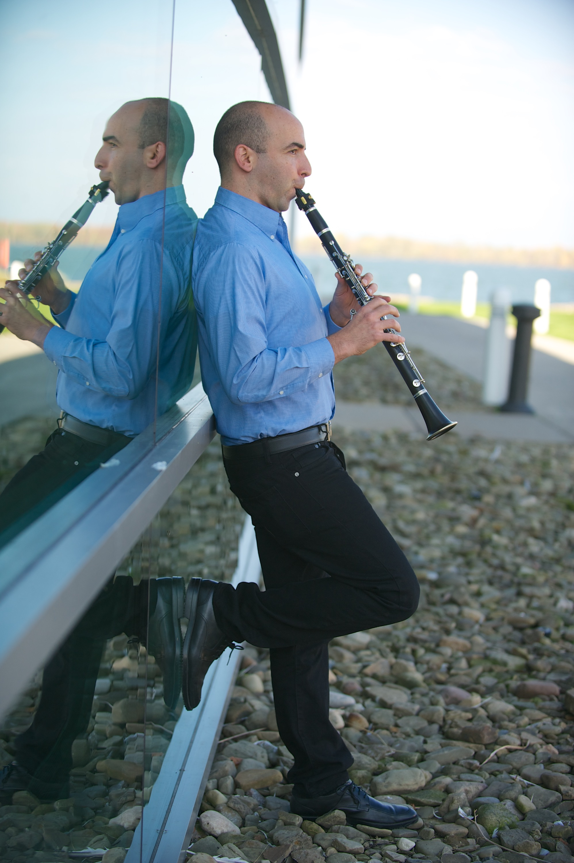 Amitai Vardi, clarinet