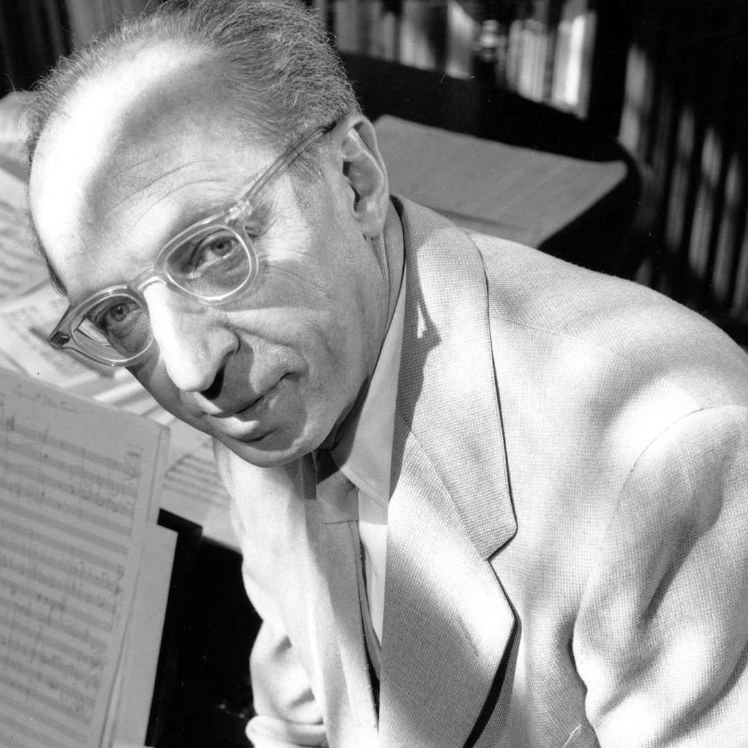 Copland's Third - January 26