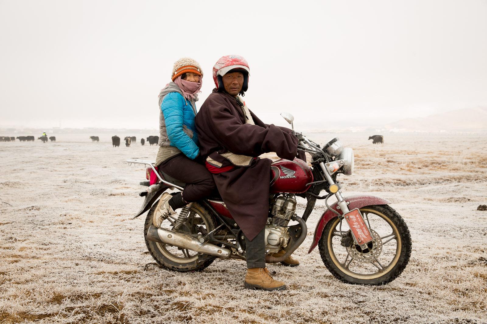Hongyuan, Tibet