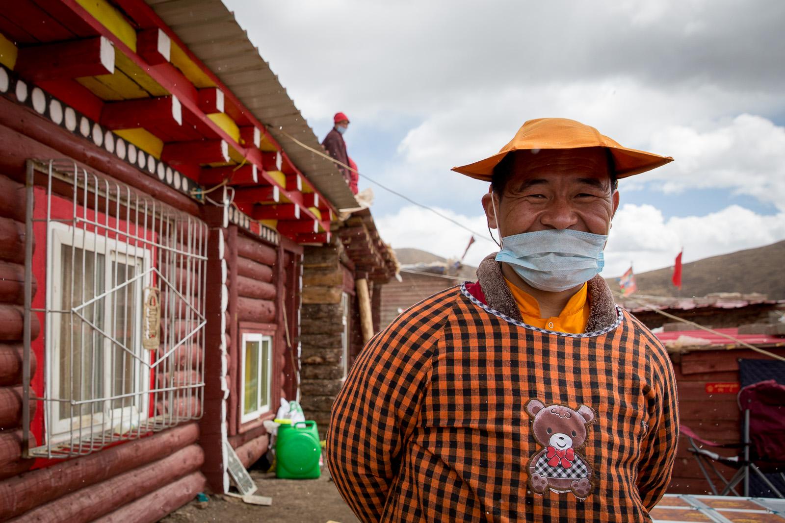 Serthar Tibetan Buddhist Institute,  Tibetan Autonomous Region, China