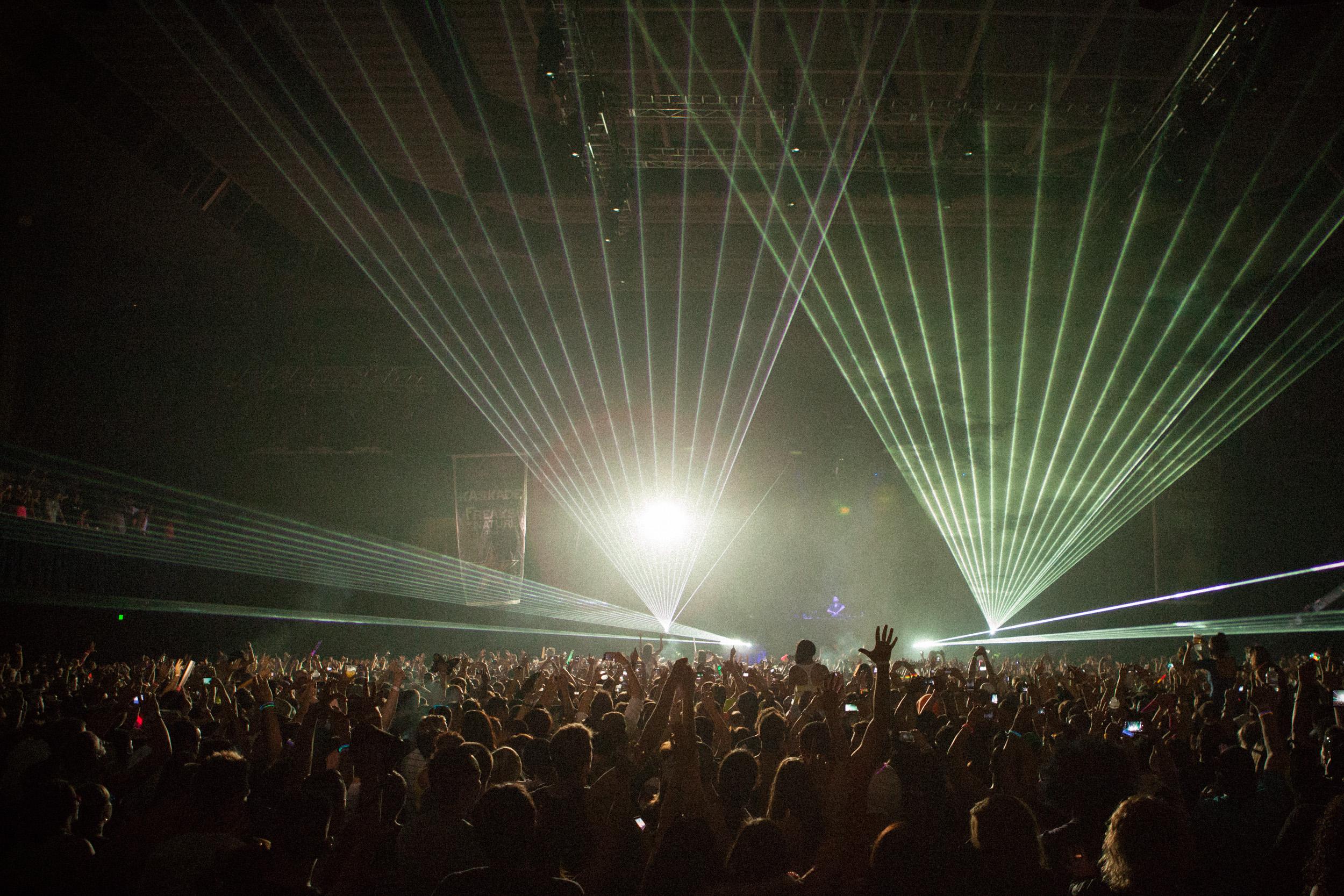Bill Graham Civic Auditorium, SF, CA