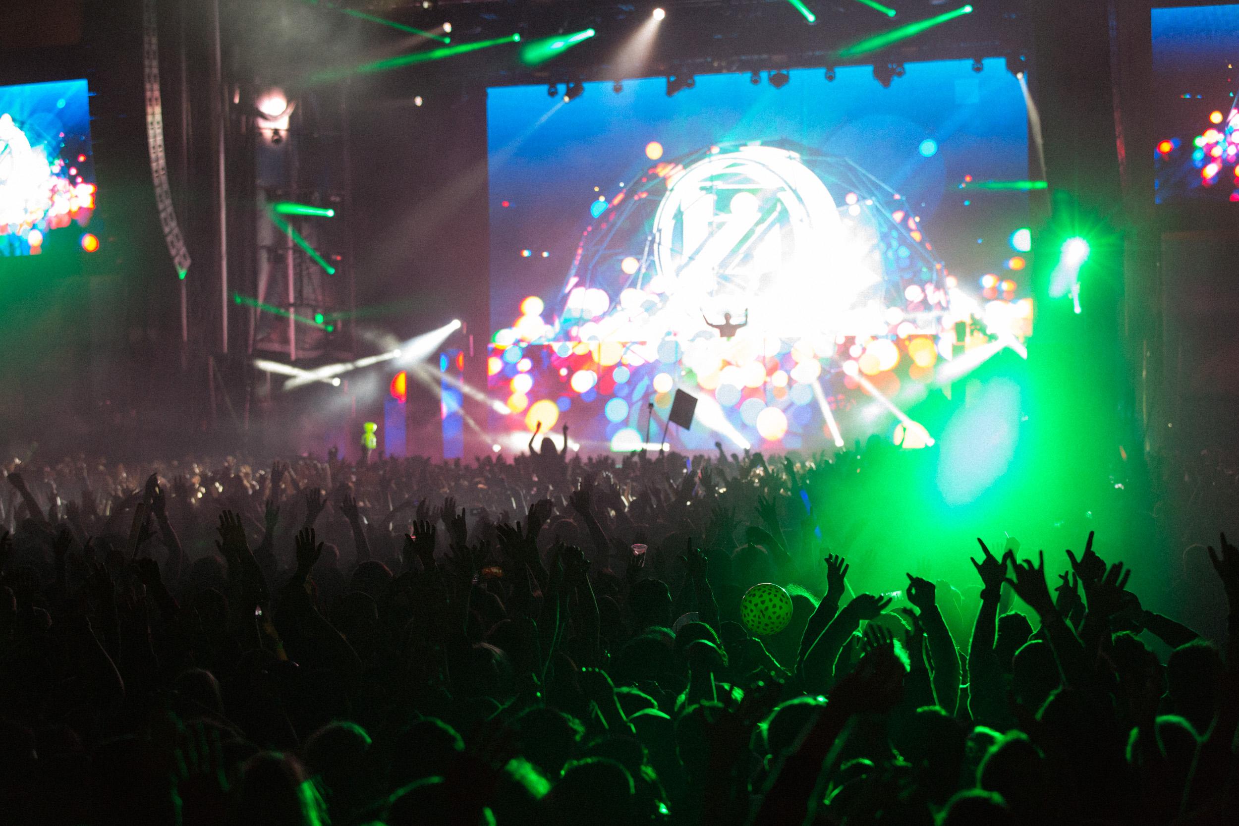 Zedd, Treasure Island Music Festival, Oakland, CA