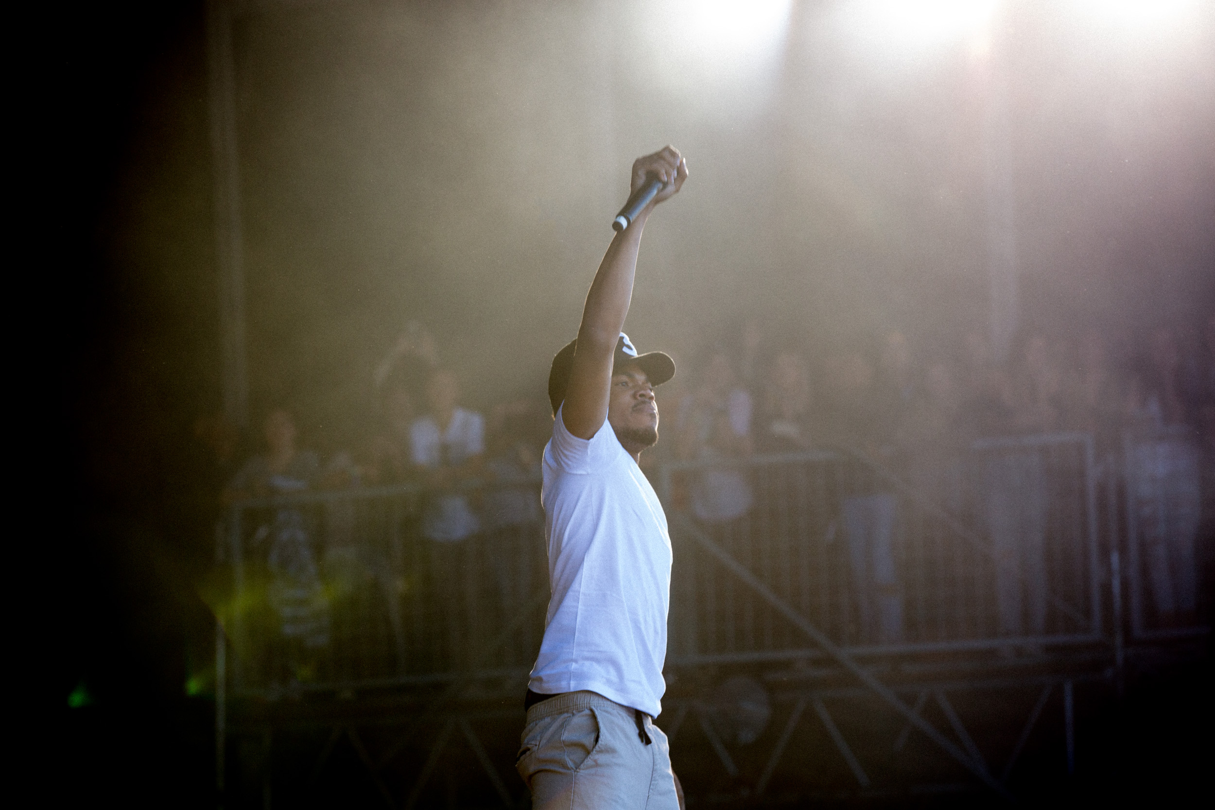 Chance The Rapper, Outside Lands, SF, CA