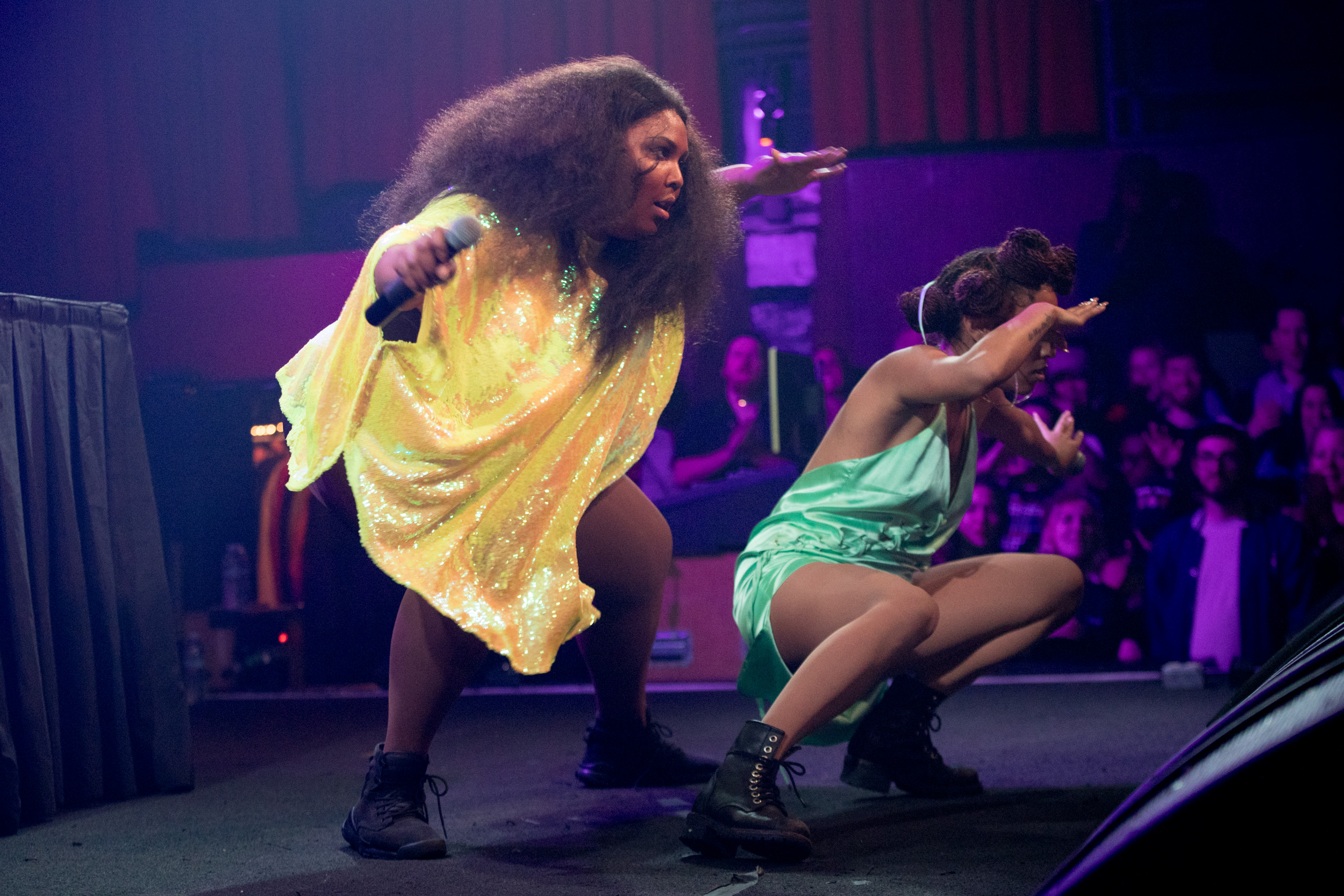 Lizzo, The Independent, SF, CA