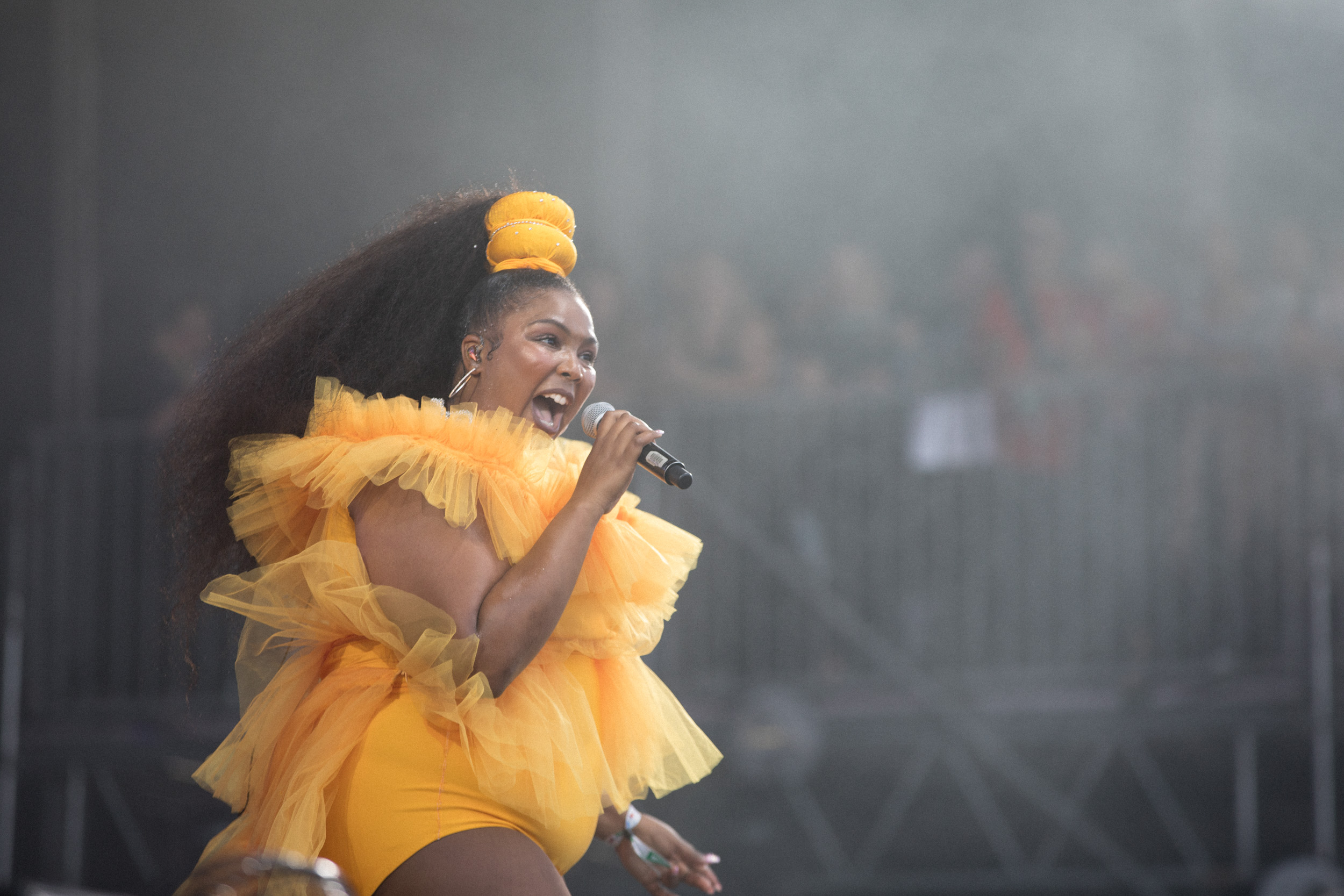 Lizzo, Outside Lands, SF, CA