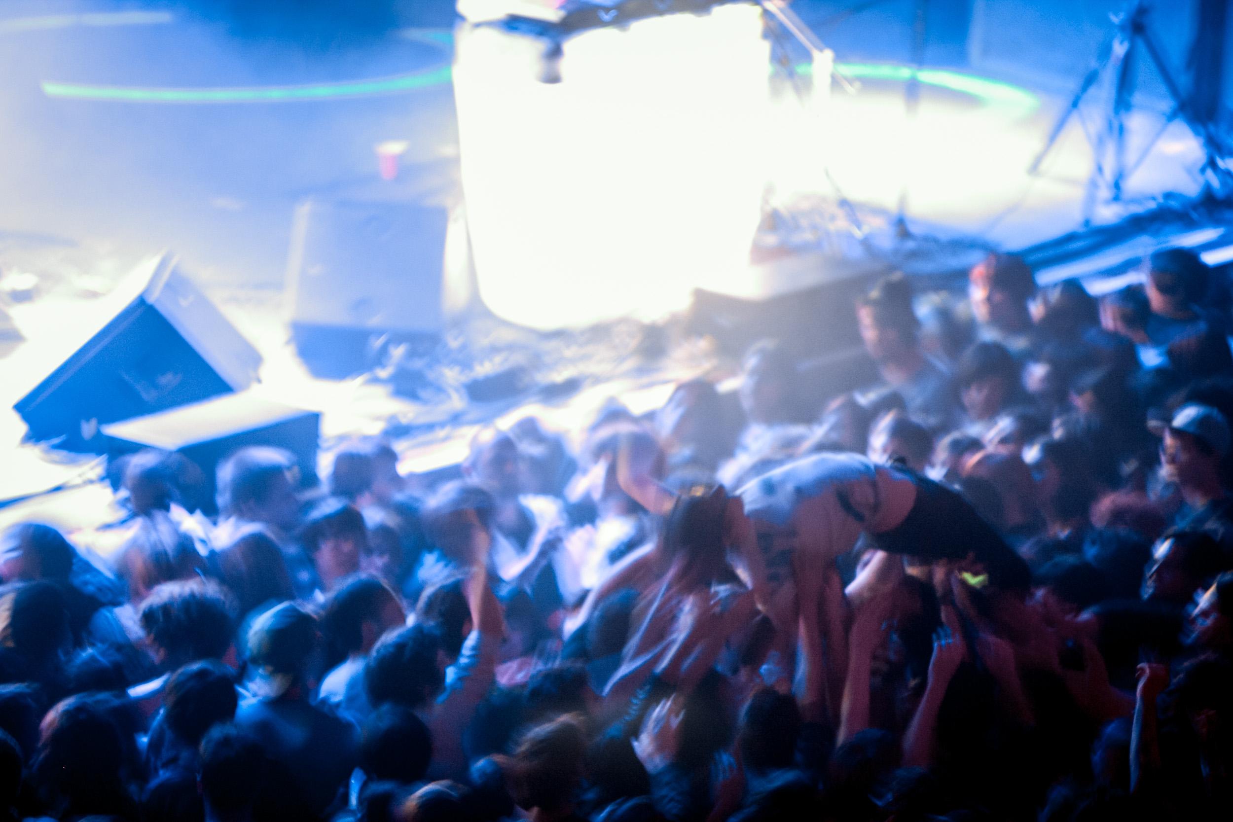 Animal Collective, Fox Theatre, Oakland, CA