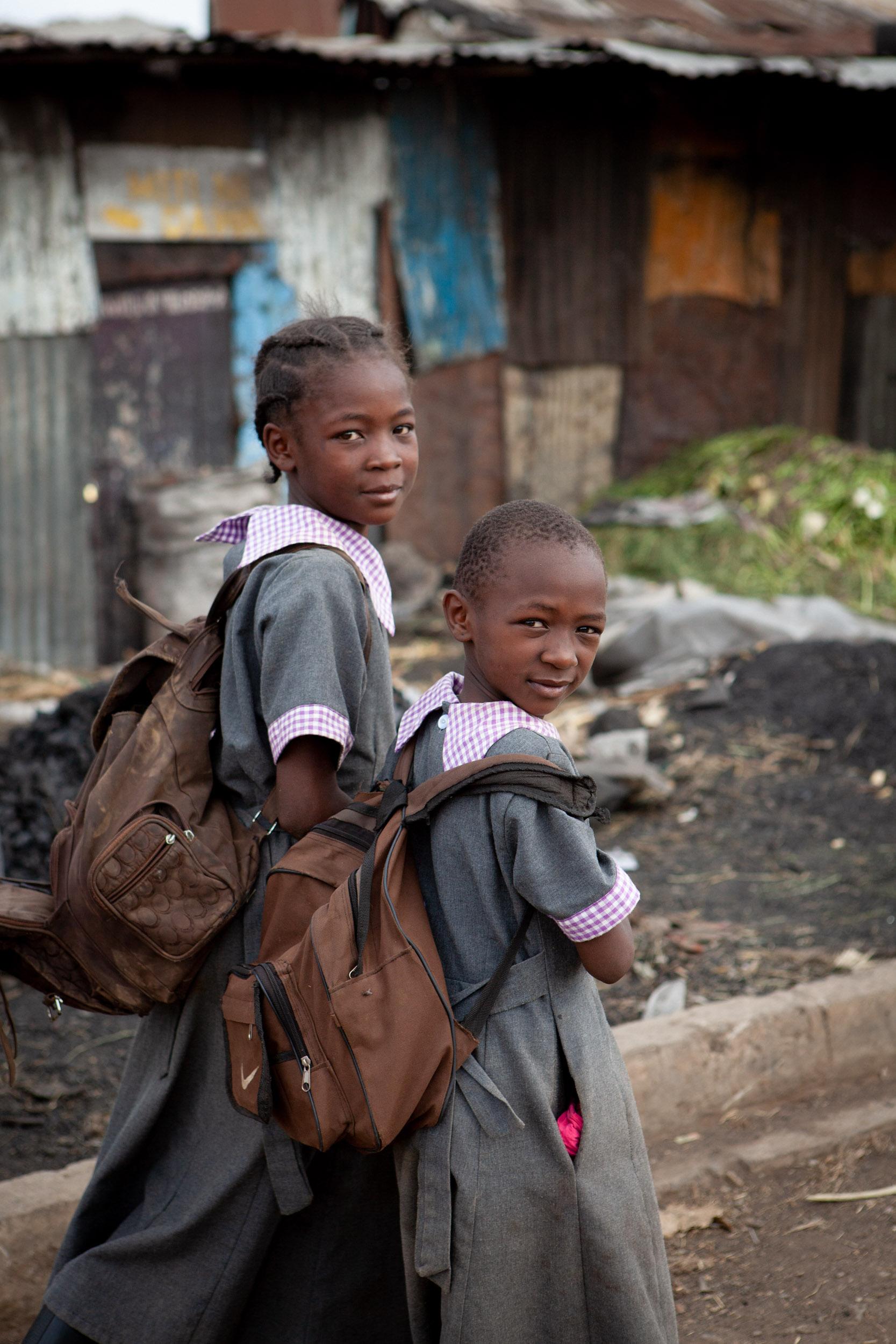 Korogocho, Nairobi, Kenya
