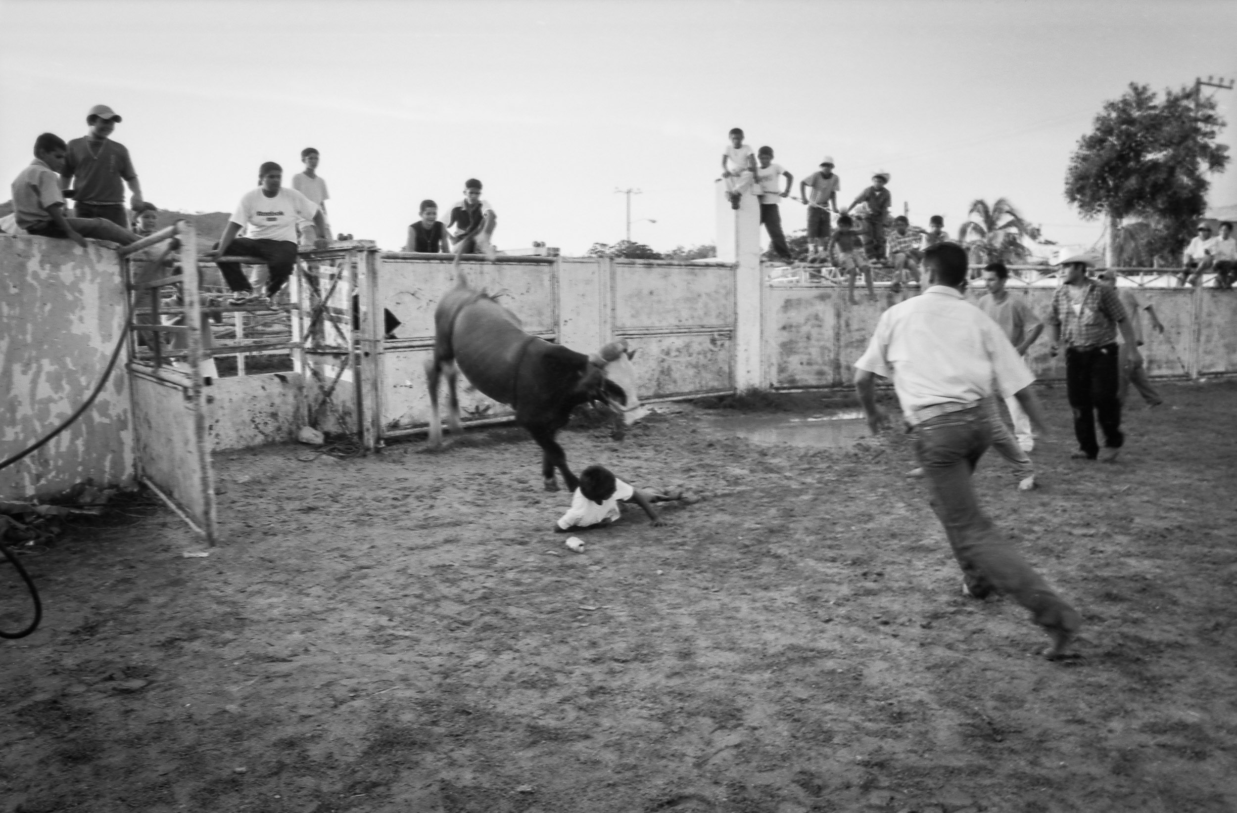 Youth Rodeo, Punta De Mita, Mexico