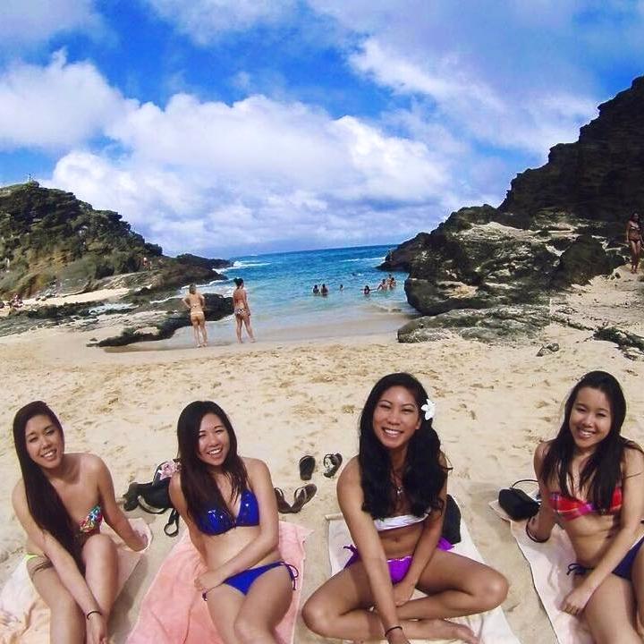 Lockets' Spring Break Hawaii Trip