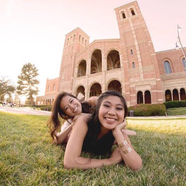 Kathy & Micah's Graduation Photoshoot