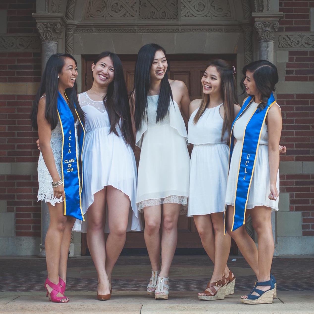 Embers' Graduation Photoshoot