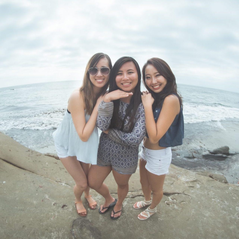 Jades' San Diego Road Trip
