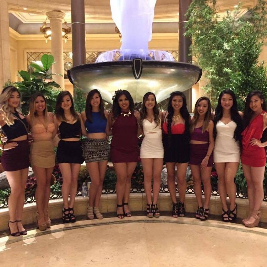 Cascades' Summer Vegas Trip