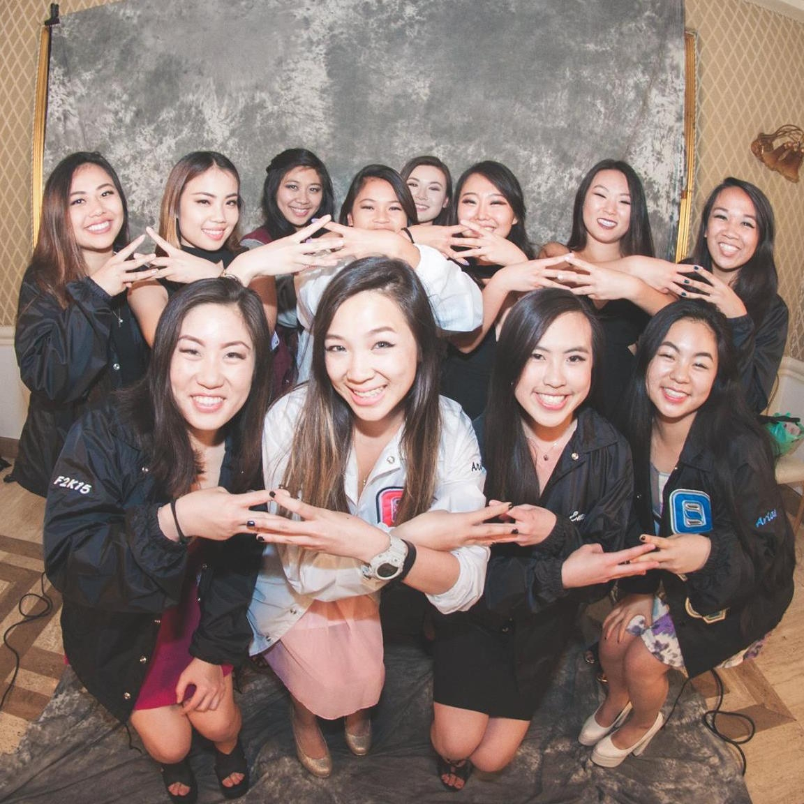 UCLA  ΖΦΡ Formals