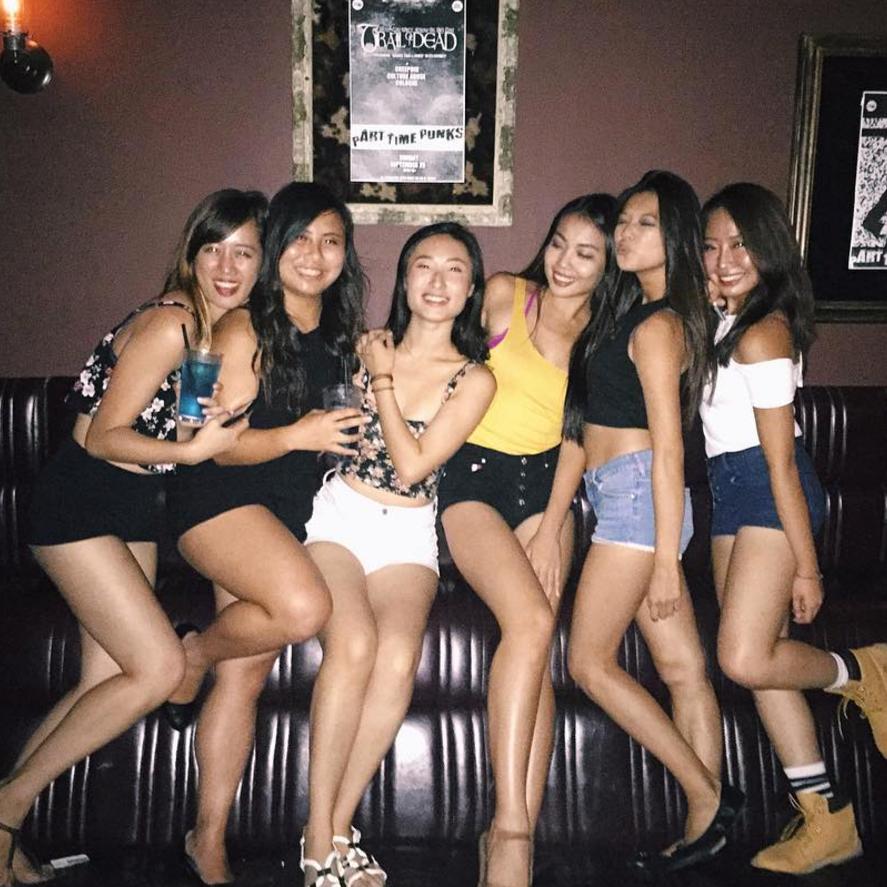 143 Clubbing