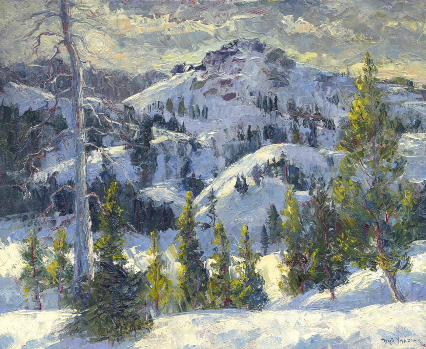 Mokelumne Winter Wilderness