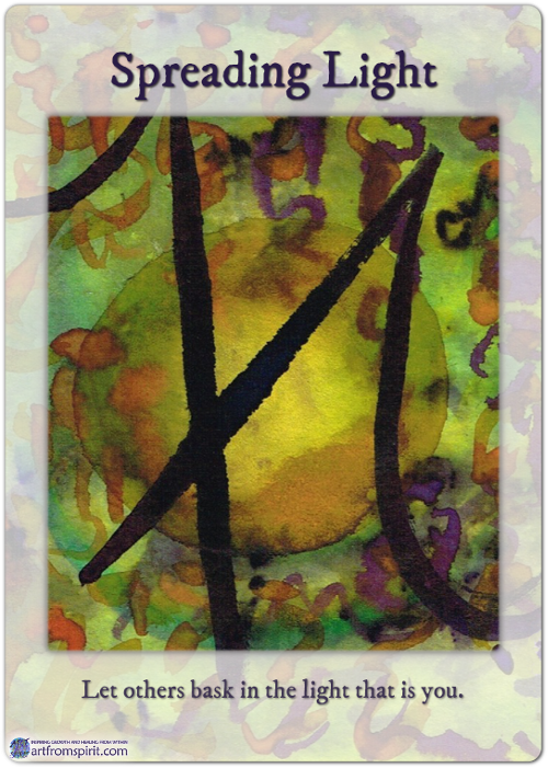 Spreading-Light-self-discovery-inspirational-cards-art-from-spirit-intuitive