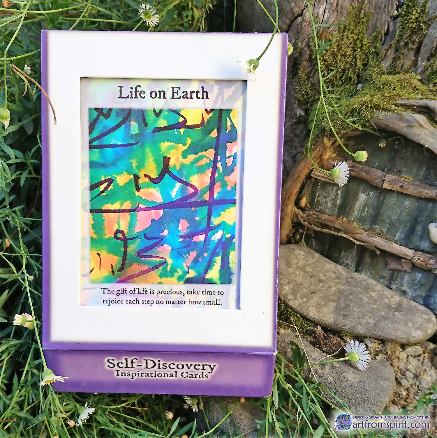 Life on Earth-art-from-spirit-self-discovery-inspirational.jpg