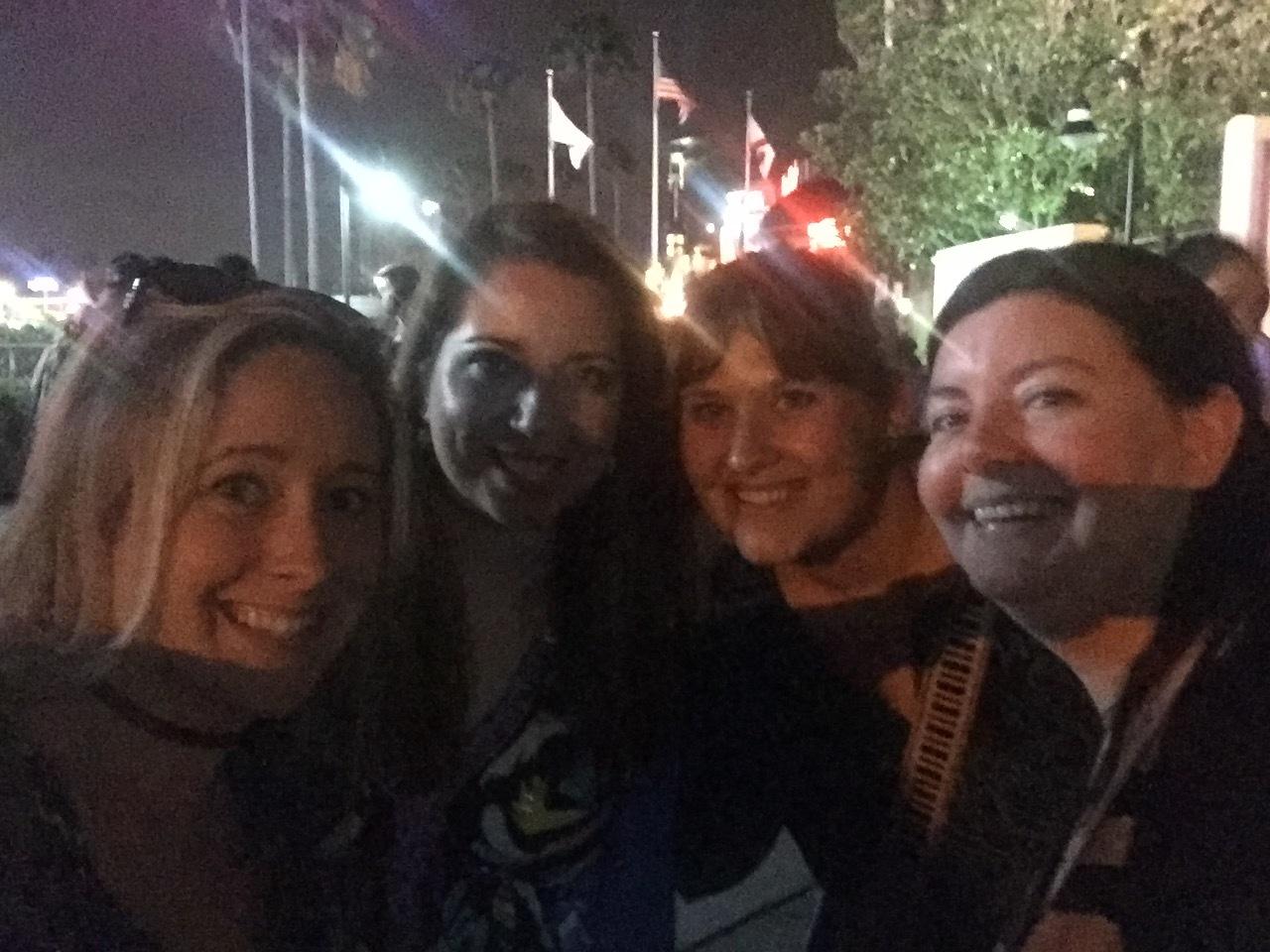 Chanel Cleeton, Lia Riley, Liz Briggs