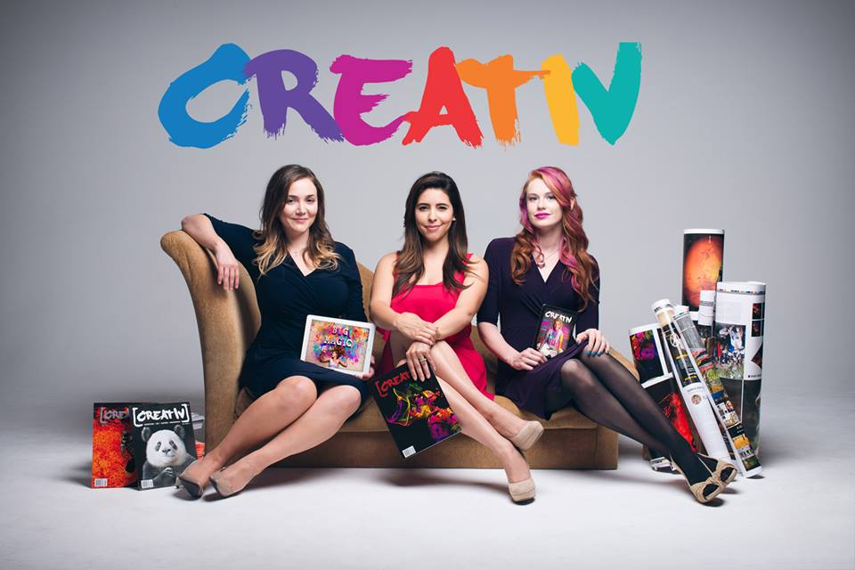 CREATIV Magazine