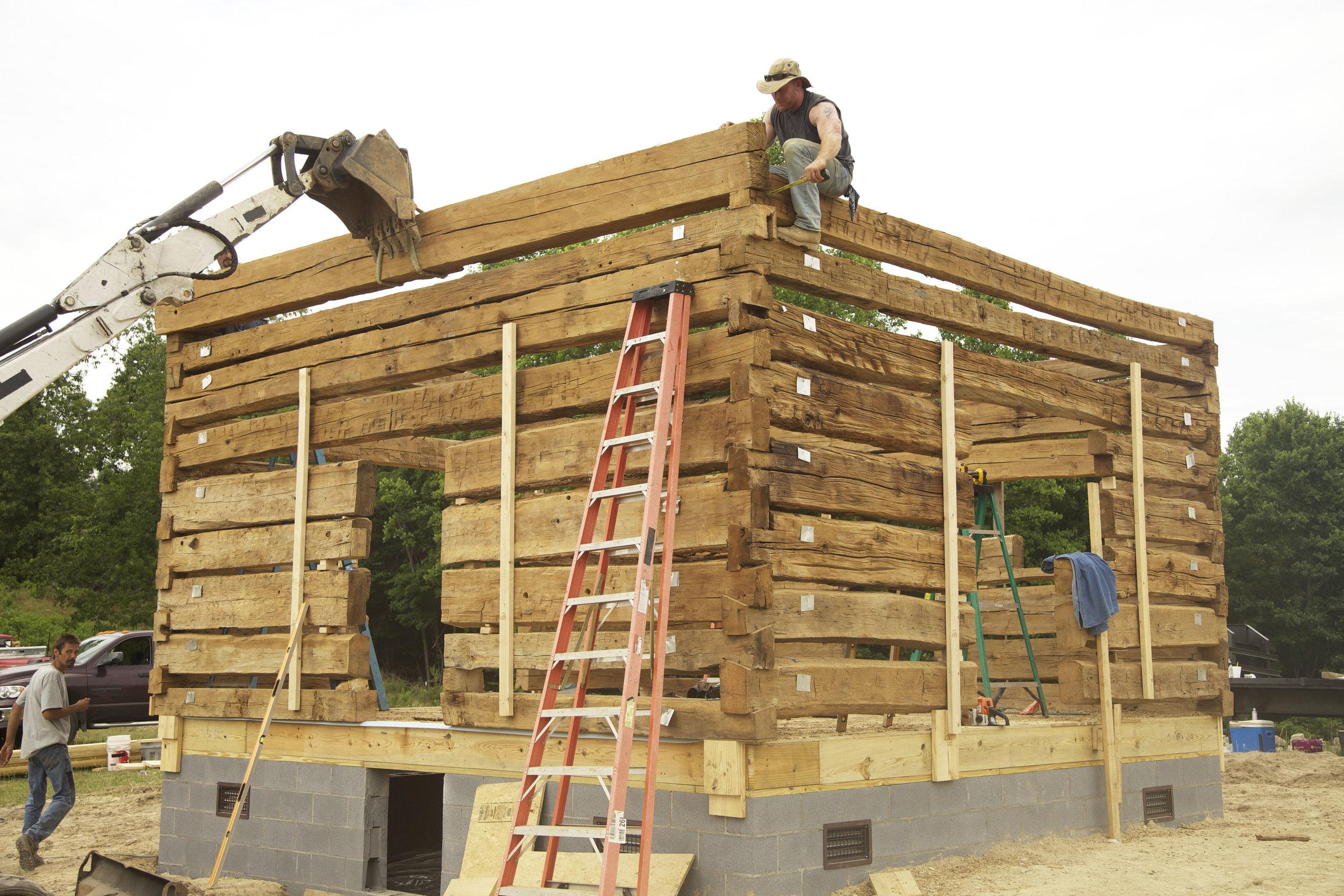 Log Cabin Fever ( 6 X 60' )