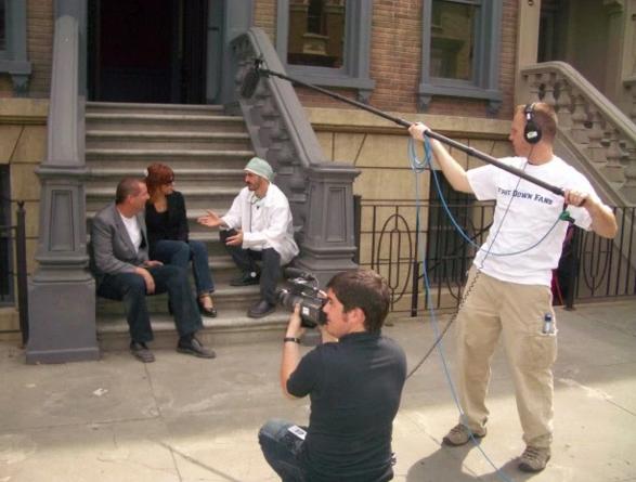 movie-making-team-building