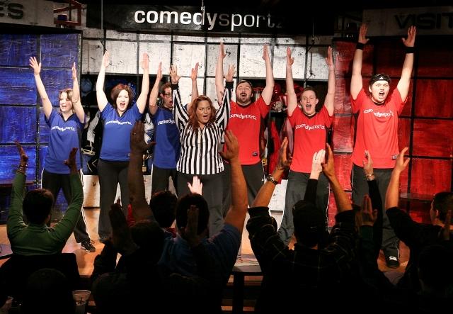 comedy-sportz-team-building