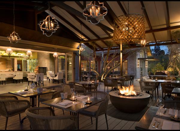Bernadus Lodge & Spa