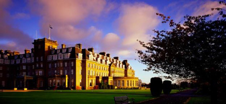 the gleneagles hotel scotland for meetings