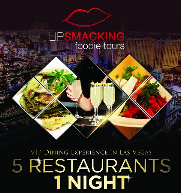 Lip Smacking Foodie Tours hosts award-winning food tours in Las Vegas