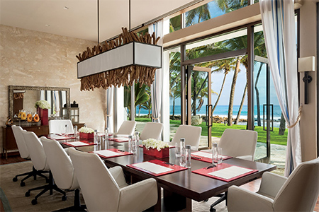 Dorado Beach, a Ritz-Carlton Reserve - Dorado Beach, a Ritz-Carlton Reserve officially reopened in October 2018 following a meticulous restoration of each of the property's 114 beachfront guestrooms and suites, 5k square feet of meeting and event space, three golf courses, a five-acre Spa, all surrounded by acres of lush tropical forest. Help Puerto Rico recover and consider it for your next meeting or incentive.